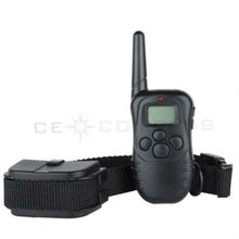 998D remote control electronic shock no bark collar made in China