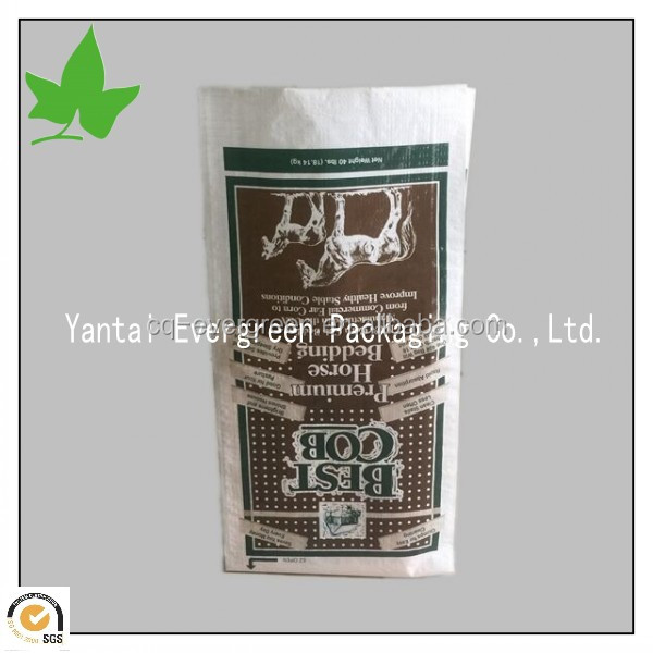 empty long rice seed corn feed packaging bags 15kg,20kg,25kg,50kg,bopp sacks