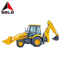 SDLG towable backhoe B877