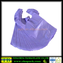 100% Recyclable T-shirt Plastic Grocery Bags with Good quality for shopping usage
