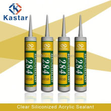 clear siliconized waterproof tile sealant high quality,acrylic sealant