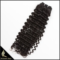 cheap deep curly virgin raw unprocesse virgin filipino 100% human hair weaving