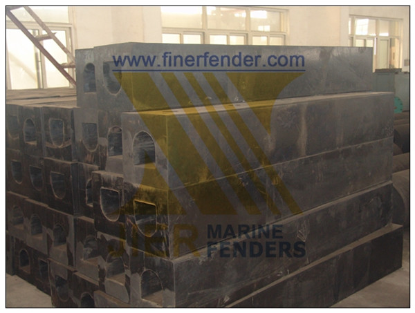 Rubber Fenders Square Type