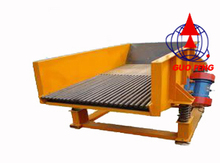 High quality bars vibrating feeder for pumice