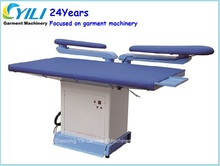 Industrial garment vacuum pressing machine/vacuum ironing table with factory price
