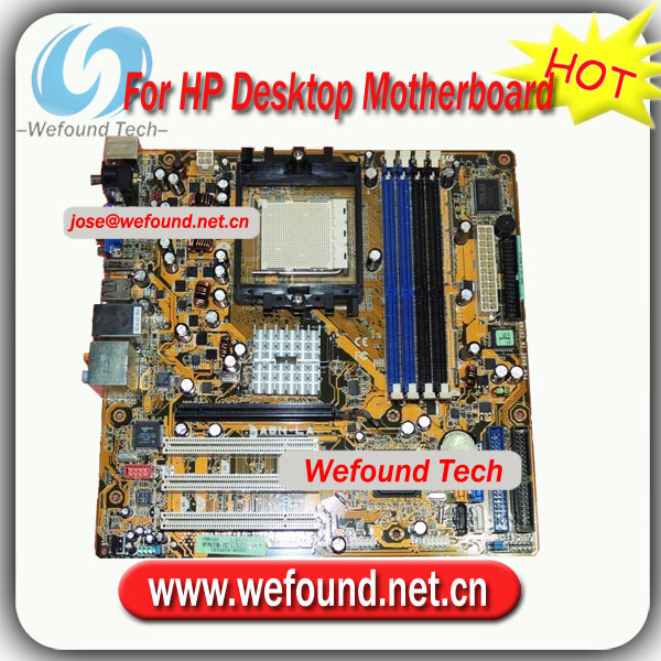 100% Working Desktop Mainboard for HP Nagami-GL8E A8N-LA motherboard system board LGA 939,DDR1,C51,PN 5188-4327