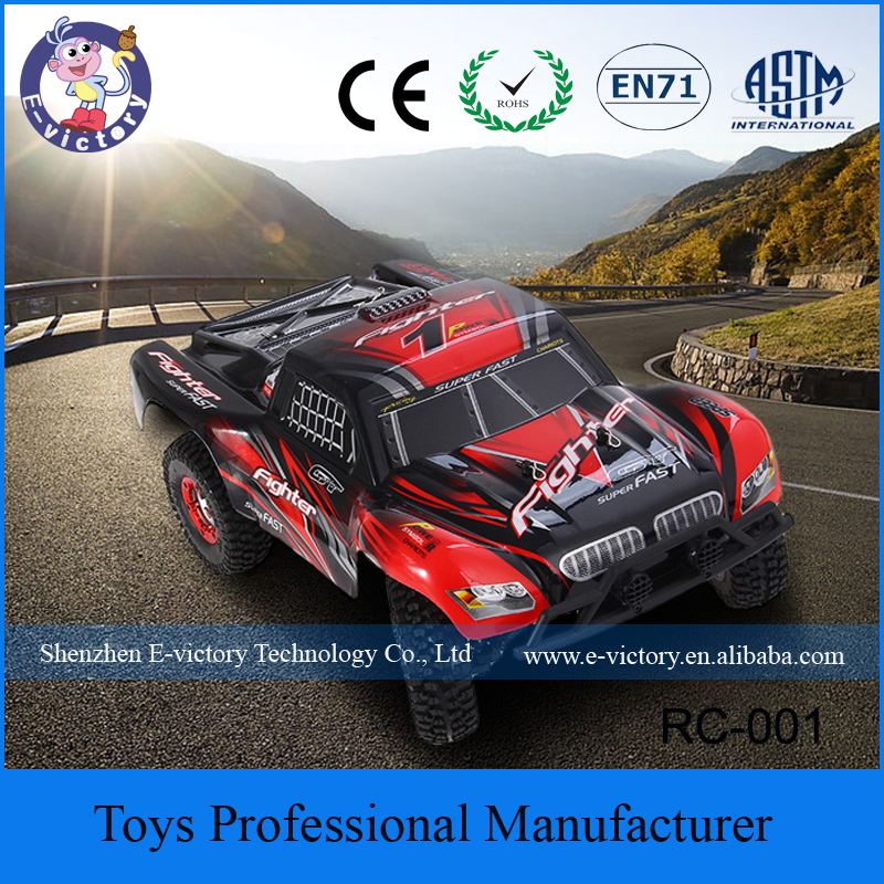New High Quality Feiyue FY01 Fighter-1 1/12 2.4G 4WD Short-Course RC Car Remote Control Car Model Vehicle Toy