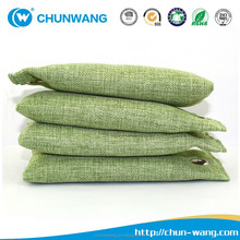 Natural Bamboo Charcoal Air Purifying Bags Eliminates odors naturally prevents mold and mildew