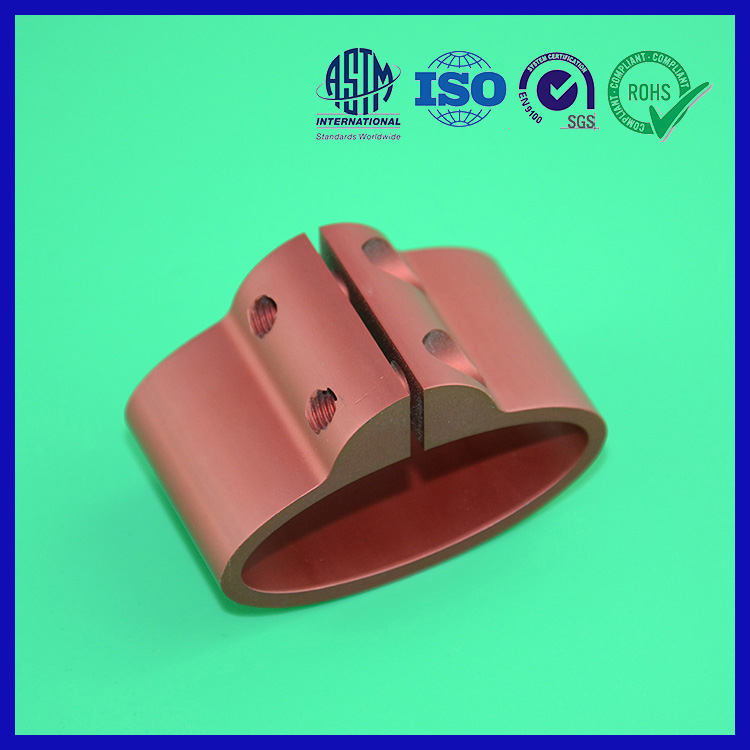 custom high precision screw made by cnc machining, aluminum parts