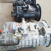Gearbox assembly 12JSD180T with 331KW 1800Nm for F3000 transmission assembly