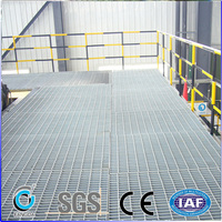 composite floor gully hot dipped galvanized steel gully grates EN124 A15