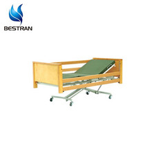 BT-AE027D Home care products electric adjustable bed for home use with side rails