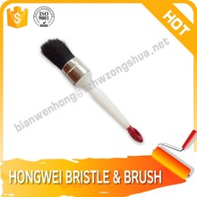 Wall round plastic paint brush covers