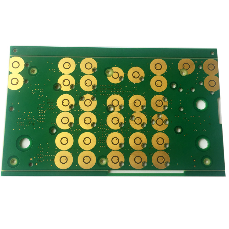 FR-1 circuit board potentiometer multilayer pcb