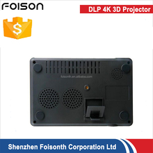 Foison Manufacture Led Projector 12V Native Resolution 1920*1080 Home Projector with Wifi Bluetooth