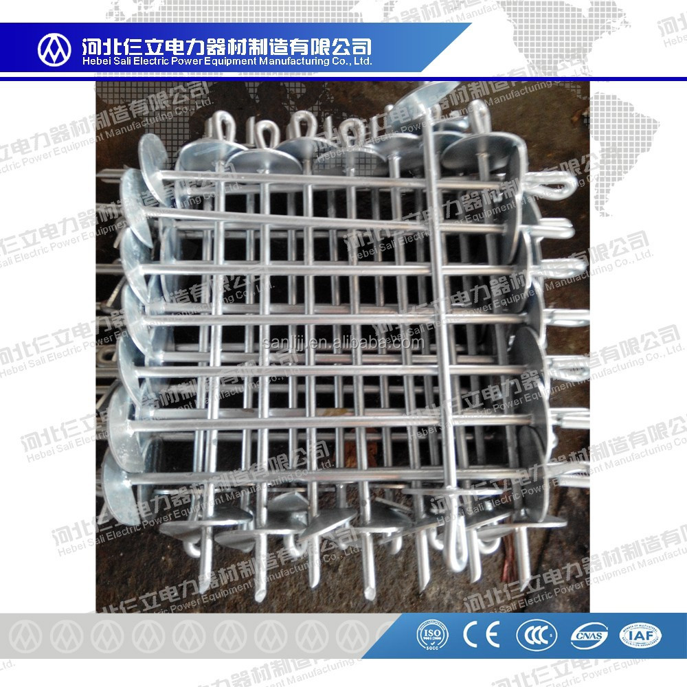 High Quality Screw Ground Anchor
