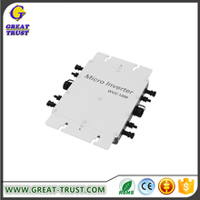 Professional micro grid tie inverter for home use solar power system small size 3 phases micro grid tie inverter