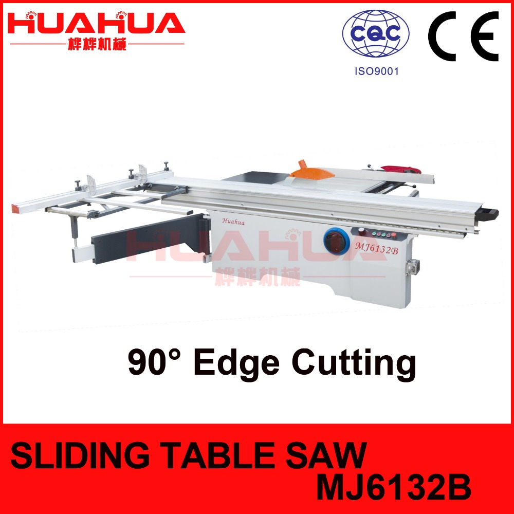 Wood panel sliding table saw MJ6132B