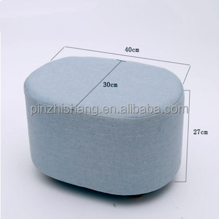 Ottoman Bench Wholesale Indian Pouf Ottoman Wooden Bar Stool Tops