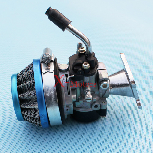 47cc 49cc Pocket Mini Pit bike Mini ATV Performance Carburetor Air Filter Assembly