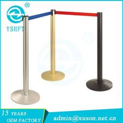 Retractable Fencing,Crowd Control Barrier,Retractable Belt Stanchion