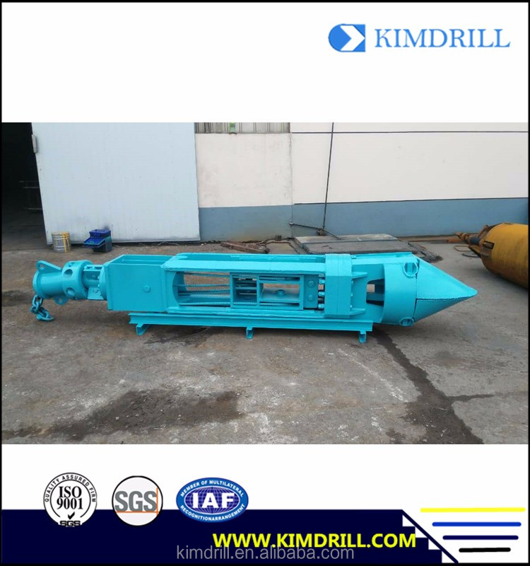 Hammer Grab for Diaphragm Walling project Kimdrill