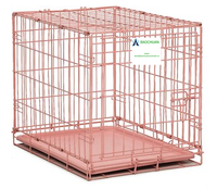 plastic toy cage/ dog flight cage/ dog transport cage