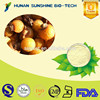 High quality Herbal extract Soapnut Extract Powder 70% Soapberry saponins