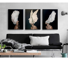 Nude Open Body Sexy Photo Pictures Frame Wall Art