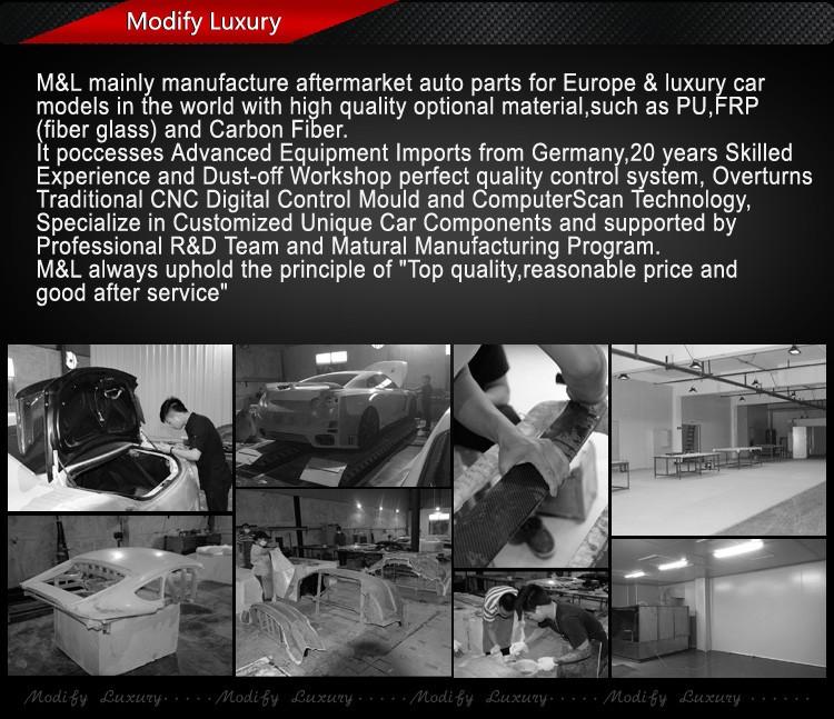 ML Estilo Fibra De Carbono Mustang Capô Do Motor para Ford MUSTANG 15-16