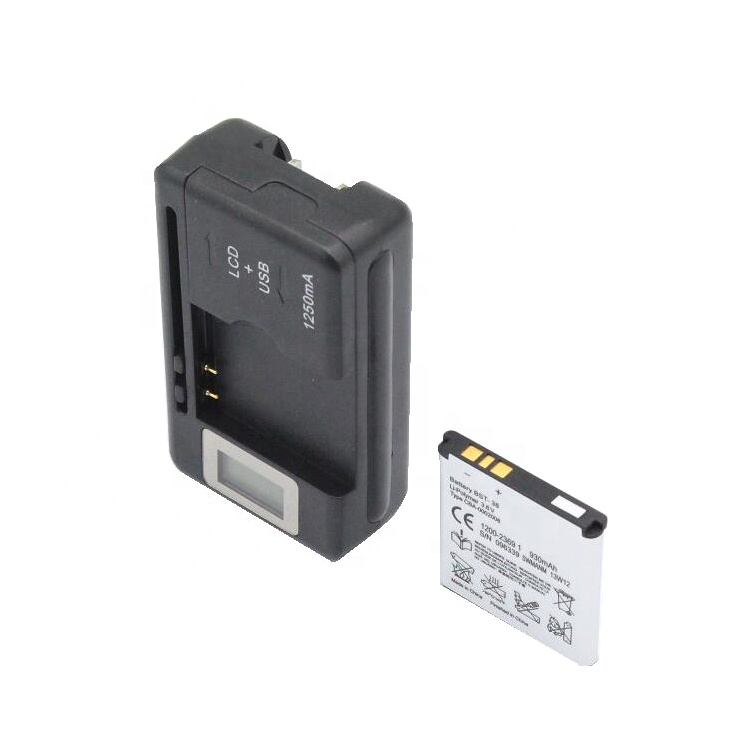 930mAh BST-38 High Capacity Battery For <strong>Sony</strong> Ericsson W580 W580i W760 T650 <strong>X10</strong> W980 W995 U20i C905c S500c W580c C902 C905