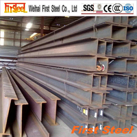 Factory Price Structural Carbon Steel DIN 1.0037 I Beam Steel