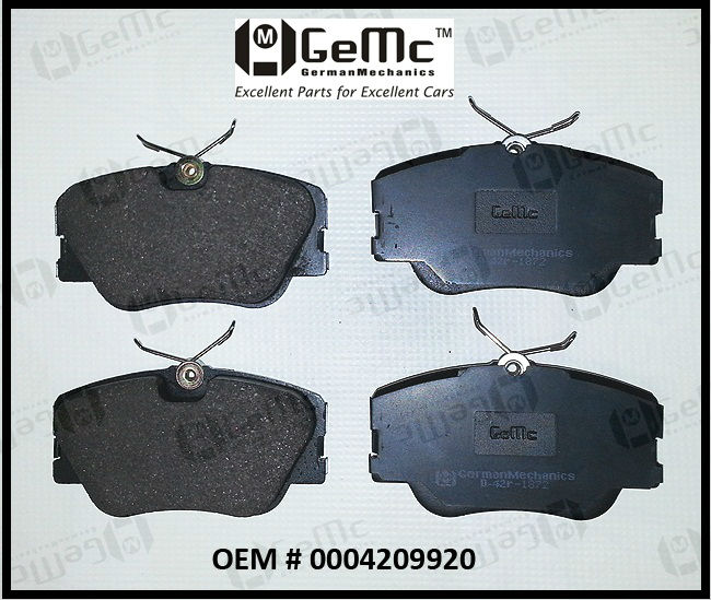 SPECIAL SALE! Brake Pad Sets Fit Benz 000 420 9920