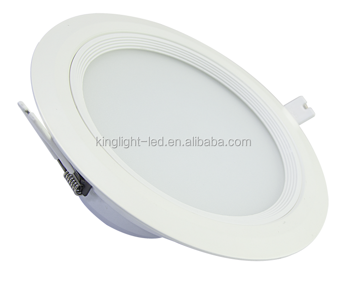 7w led ceiling light with ultra slender body 96 lumen per watt led recessed lamp cutout size 95mm