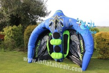 2015 hot sell cheap inflatable water flying manta ray for sell