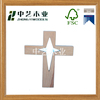 New arrrive religious wooden crucifix crosses natural color small unfinished wooden crosses wholesale