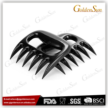 ABS Bear Paws Pulled Pork Shredder Claws BBQ Meat Handler Forks Meat Claws