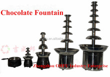 Best quality chocolate fountain machine for wedding,party,festival