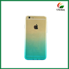 2016 UHOMAX Best Quality TPU Gradual change Phone Cover For Iphone 6s.