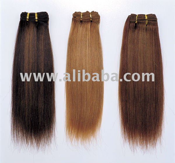 Slik Straight Hair Weaves 100% human hair extension