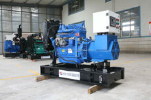 Low price Global warranty single phase 30kw diesel genset