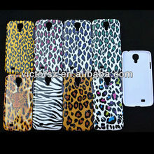 Best for samsung galaxy s4 hard shell,nice leopard printing