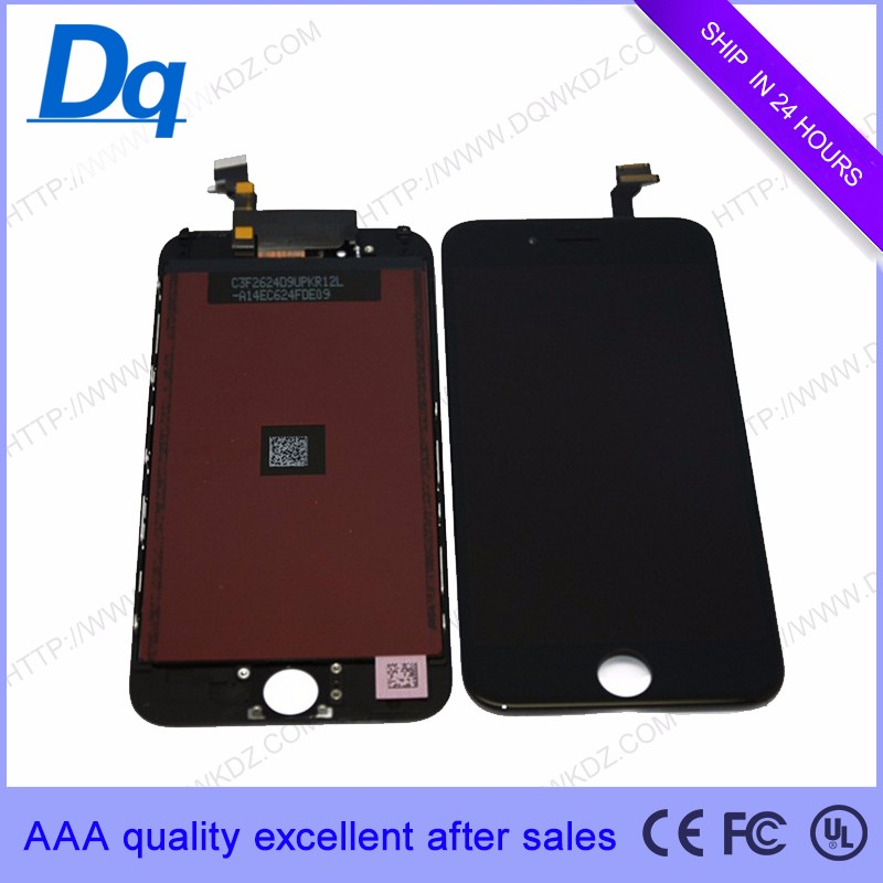 Factory and wholesale price for iphone 6 lcd sreen