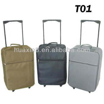 T01 Promotional Foldable Trolley Bag