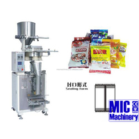 MIC-hot sale granlue /powder filling machine /spout pouch packing machine for small business