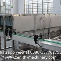 Small Scale Beverage Bottling Machinery Line