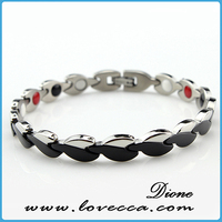 2014 Fashion stainless steel bracelet parts