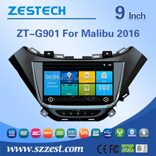 in dash dvd gps for chevrolet malibu 2016 navigation with radio audio swc usb rds