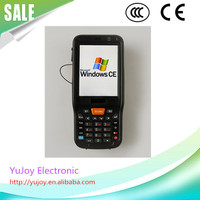 Wireless pda with qr code barcode scanner for supermarket