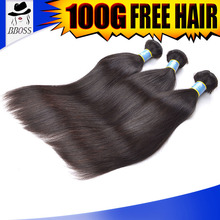 BBOSS virgin hair extension ali trade